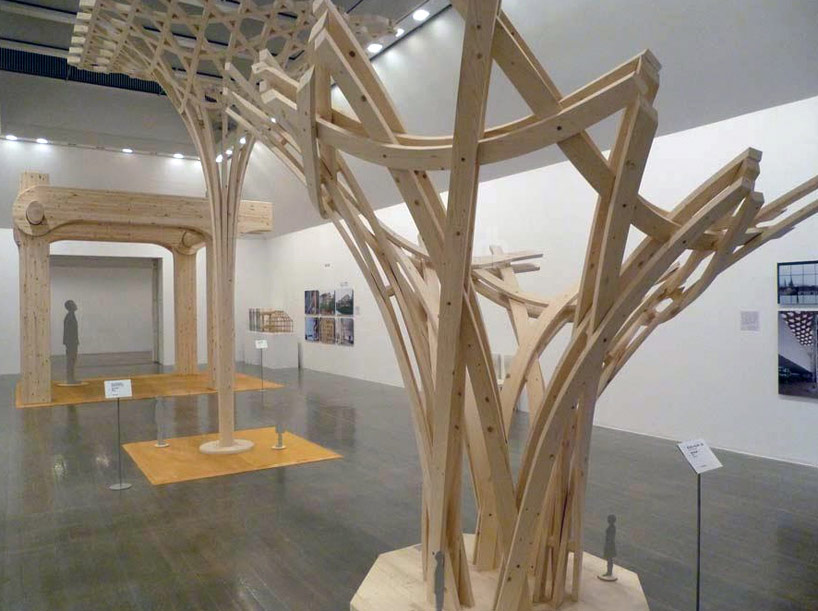 Shigeru ban architecture and humanitarian activities for Japanische architektur holz