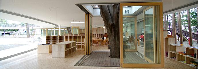 Offener kindergarten proholz austria for Raumgestaltung offener kindergarten